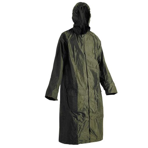 Obrázek z Červa NEPTUN Nepromokavý plášť zelená