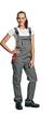 Obrázek z Australian Line DESMAN LADY Pracovní kalhoty s laclem