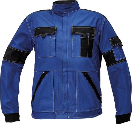 Obrázek z Červa MAX SUMMER Pracovní montérková bunda modro / černá