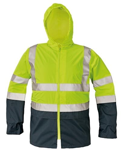 Obrázek z Červa EPPING Reflexní bunda žlutá