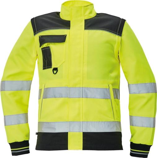 Obrázek z KNOXFIELD HI-VIS Reflexní bunda - žlutá