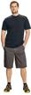 Obrázek z KNOXFIELD Pracovní tričko - antracit / oranžová