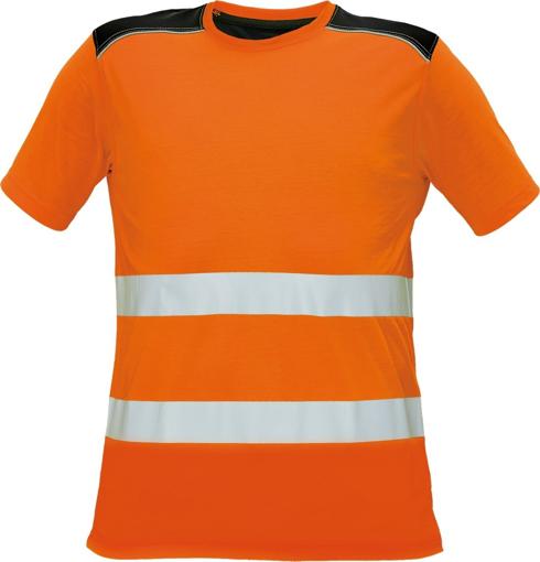 Obrázek z KNOXFIELD HI-VIS Reflexní tričko - oranžová