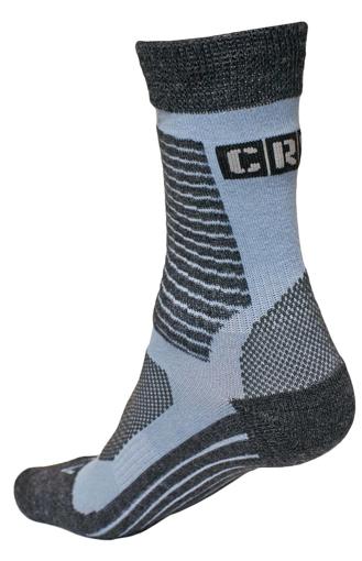 Obrázek z CRV MELNICK Ponožky modré