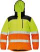 Obrázek z KNOXFIELD HI-VIS Reflexní bunda žlutá / oranžová - zimní