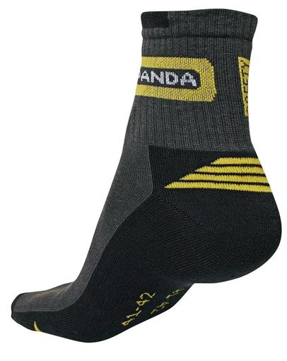 Obrázek z Panda WASAT Ponožky šedé
