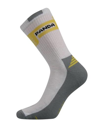 Obrázek z Panda WASAT Ponožky bílé