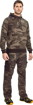 Obrázek z CRV CRAMBE Pánská mikina s kapucí camouflage