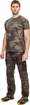 Obrázek z CRV CRAMBE Pánské tričko camouflage