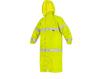Obrázek z Vizwell BATH Výstražný plášť reflexní žlutá
