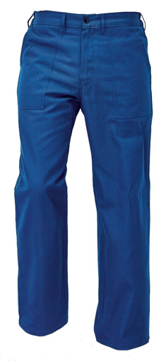 Obrázek z Fridrich & Fridrich UWE BE-01-007 Pracovní kalhoty modré
