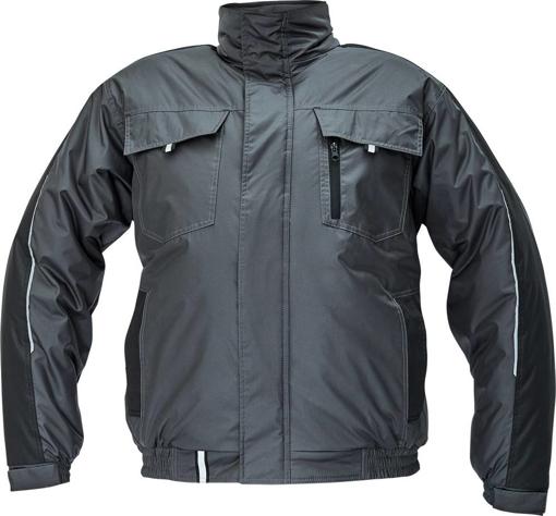 Obrázek z Červa RAPA PILOT Pracovní bunda šedá zimní