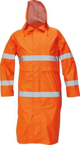 Obrázek z Červa GORDON HV Reflexní plášť oranžový