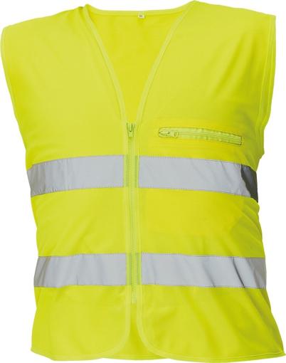 Obrázek z Červa LYNX PACK Výstražná vesta žlutá