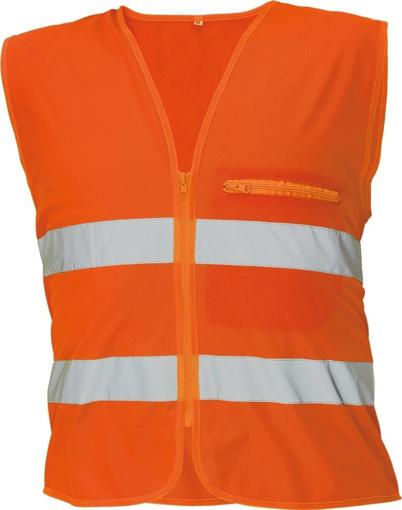 Obrázek z Červa LYNX PACK Výstražná vesta oranžová