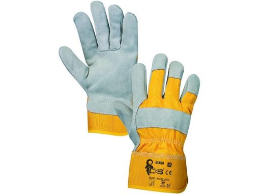 Obrázek z CXS DINGO Pracovní kombinované rukavice
