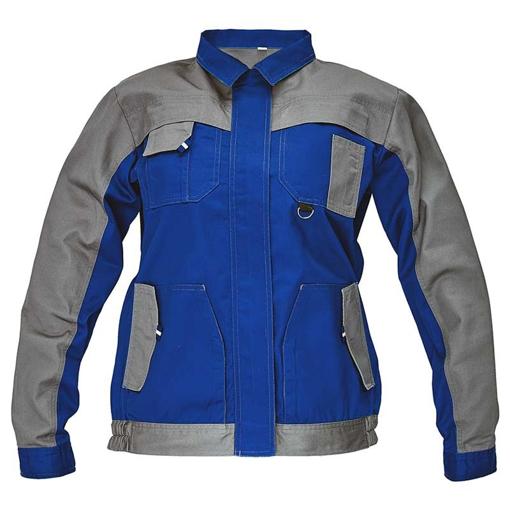 Obrázek z Červa MAX EVOLUTION LADY Dámská montérková bunda modro / šedá