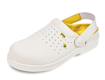 Obrázek z RAVEN ESD CLOG SB SRC Pracovní obuv bílá