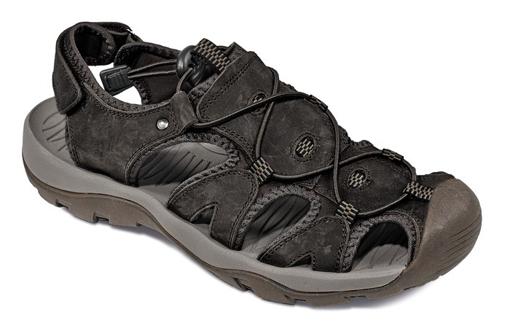 Obrázek z CRV TROON SANDAL Pracovní sandály černá