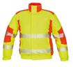 Obrázek z Červa TRILA Reflexní bunda žlutá - zimní