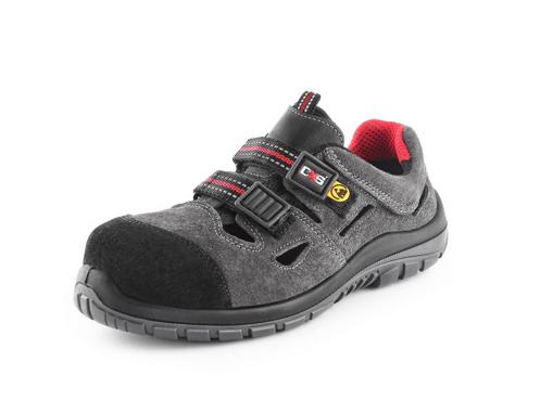 Obrázek z CXS ROCK ESD GALLITE S1P Pracovní obuv