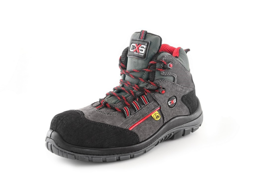 Obrázek z CXS ROCK ESD GRAFTONITE S1P Pracovní obuv