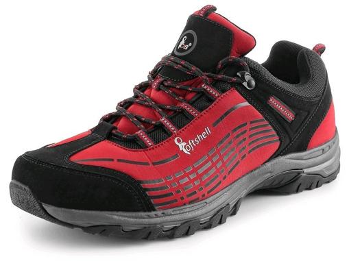 Obrázek z CXS SPORT, červeno-černá Outdoor obuv