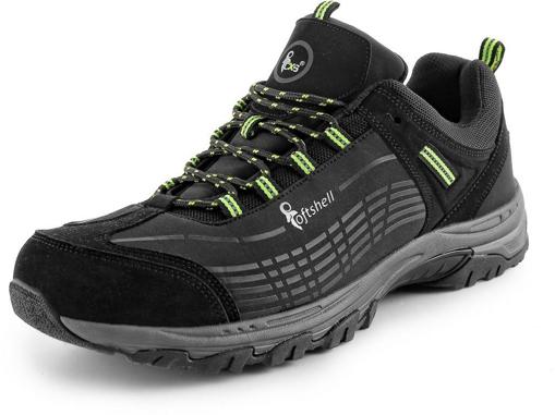 Obrázek z CXS SPORT, černo-zelená Outdoor obuv