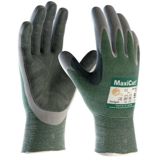 Obrázek z ATG MAXICUT OIL 34-450 LP Pracovní rukavice
