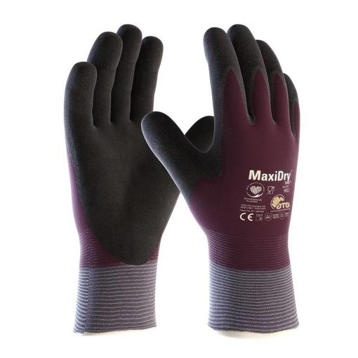 Obrázek z ATG MAXIDRY ZERO 56-451 Pracovní rukavice