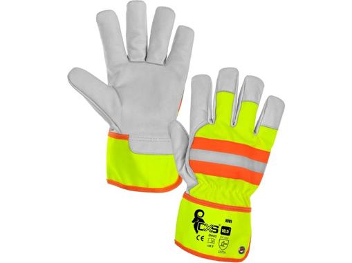 Obrázek z CXS HIVI Pracovní kombinované rukavice