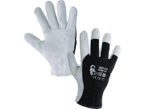 Obrázek z CXS TECHNIK ECO Pracovní kombinované rukavice
