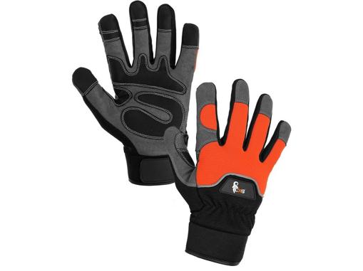 Obrázek z CXS PUNO Pracovní kombinované rukavice