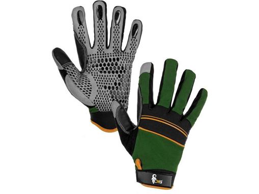 Obrázek z CXS CARAZ Pracovní kombinované rukavice