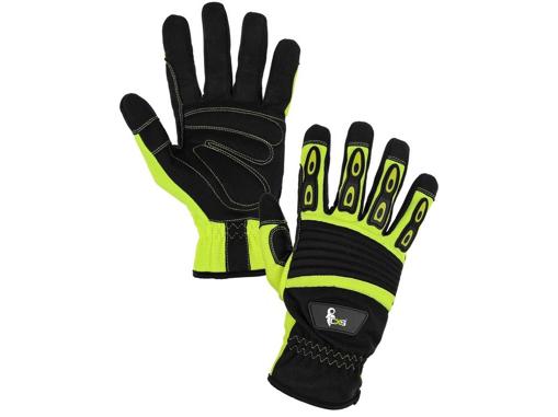 Obrázek z CXS YEMA Pracovní kombinované rukavice