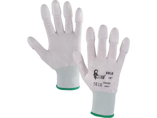 Obrázek z CXS SOLO Pracovní polomáčené rukavice