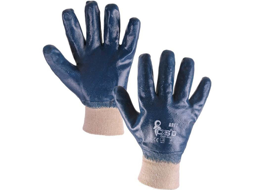 Obrázek z CXS ARET Pracovní polomáčené rukavice