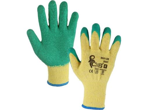 Obrázek z CXS ROXY Pracovní polomáčené rukavice