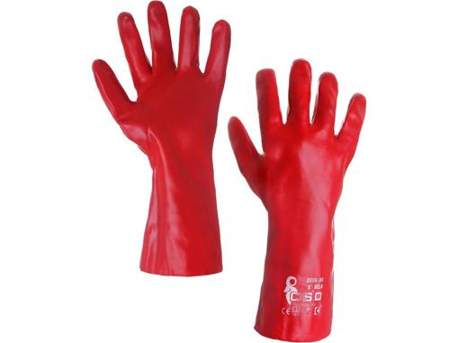 Obrázek z CXS SELA Pracovní celomáčené rukavice