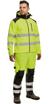Obrázek z KNOXFIELD HI-VIS Pánská softshellová bunda žlutá