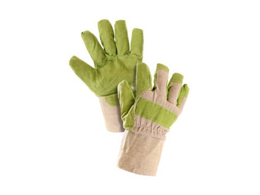 Obrázek z CXS NERO WINTER Pracovní kombinované rukavice zimní