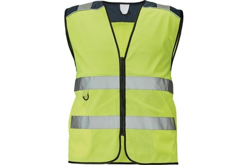 Obrázek z KNOXFIELD HI-VIS Reflexní vesta žlutá