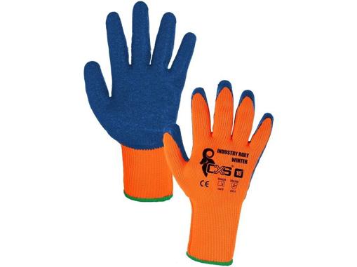Obrázek z CXS INDUSTRY ROXY WINTER Pracovní polomáčené rukavice zimní