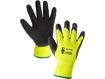 Obrázek z CXS ROXY WINTER Pracovní polomáčené rukavice zimní