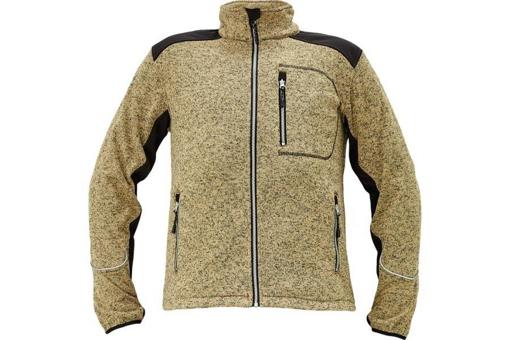 Obrázek z Červa BOYER Pánský svetr béžový