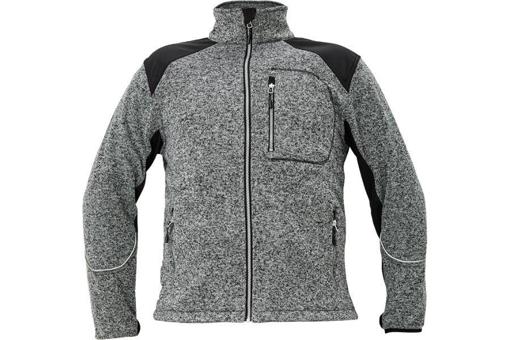 Obrázek z Červa BOYER Pánský svetr šedý
