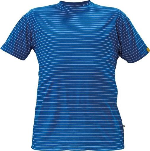 Obrázek z Červa NOYO ESD Antistatické tričko modré