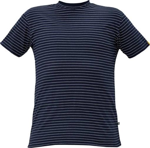 Obrázek z Červa NOYO ESD Antistatické tričko navy
