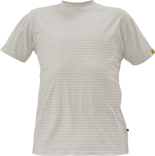 Obrázek z Červa NOYO ESD Antistatické tričko šedé