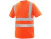 Obrázek z CXS LIVERPOOL Reflexní tričko oranžové